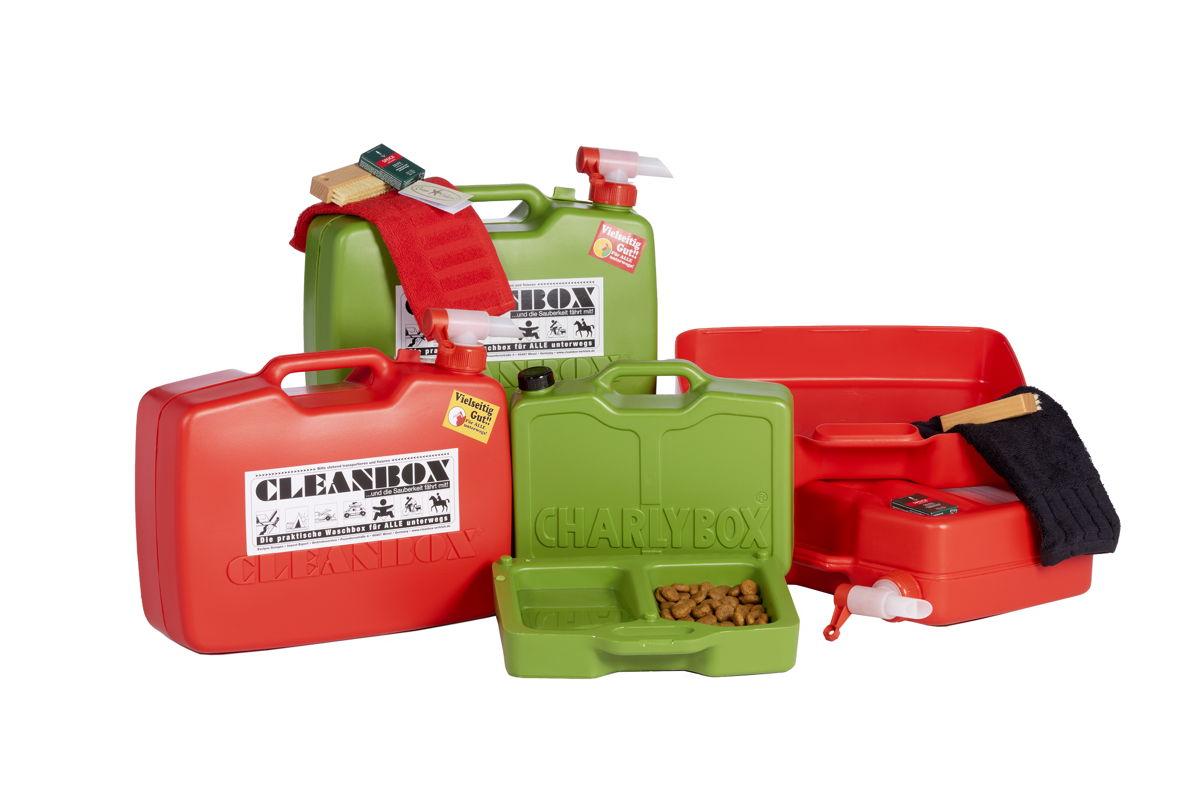 Cleanbox grün